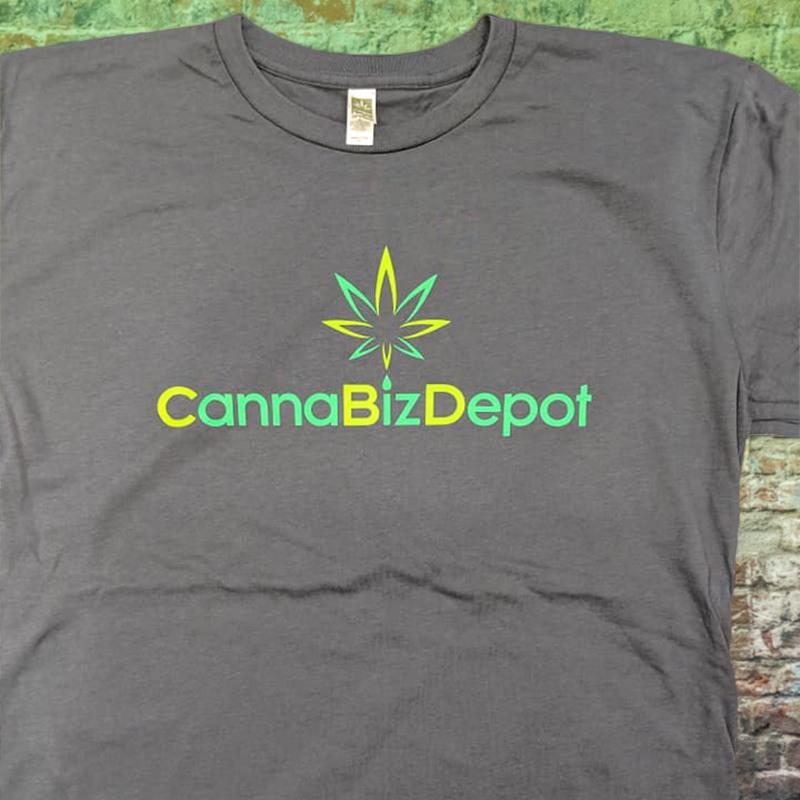 CannaBizDepot-CBD-T-Shirt