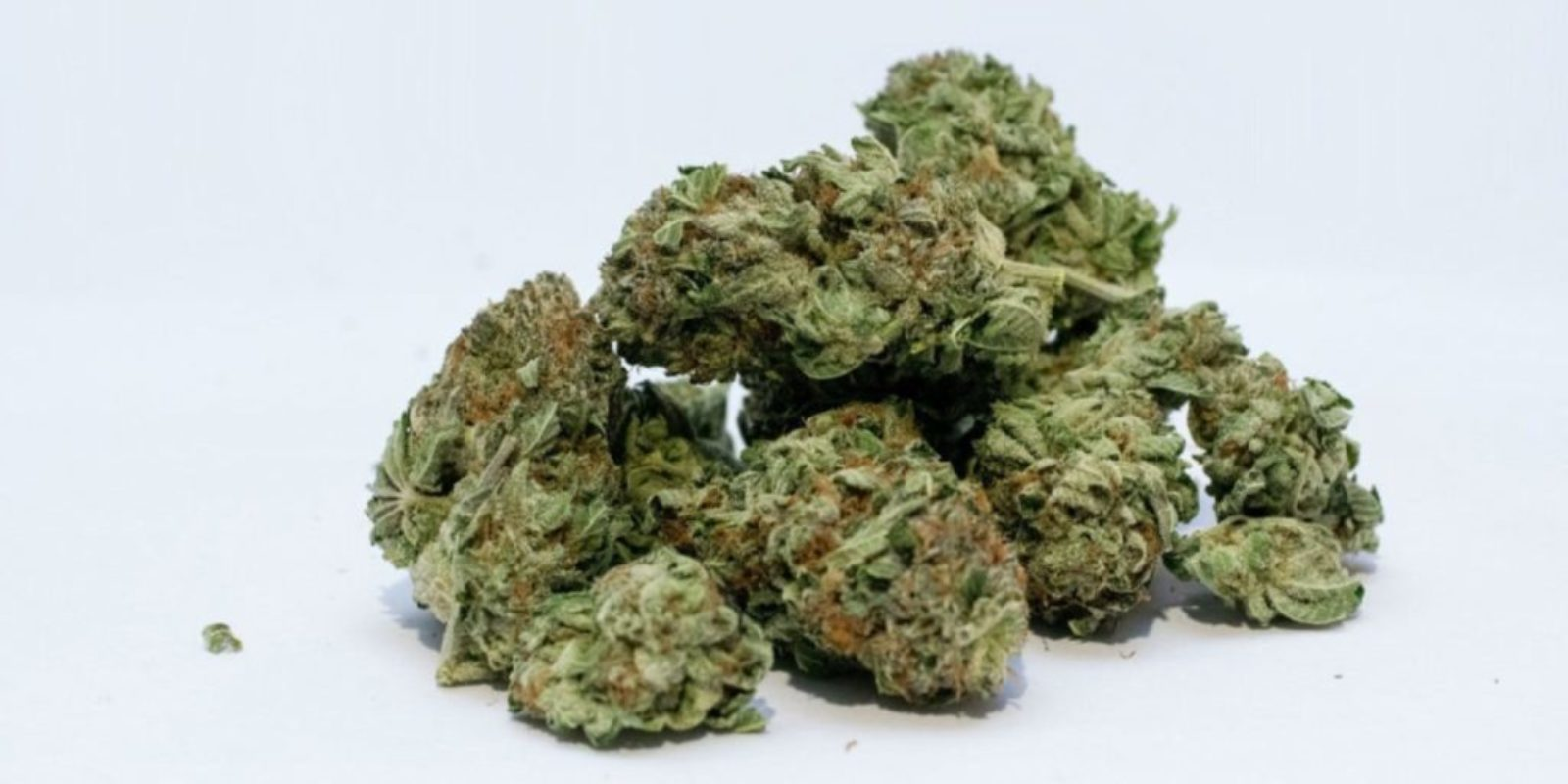 Marijuana balls in a pile.