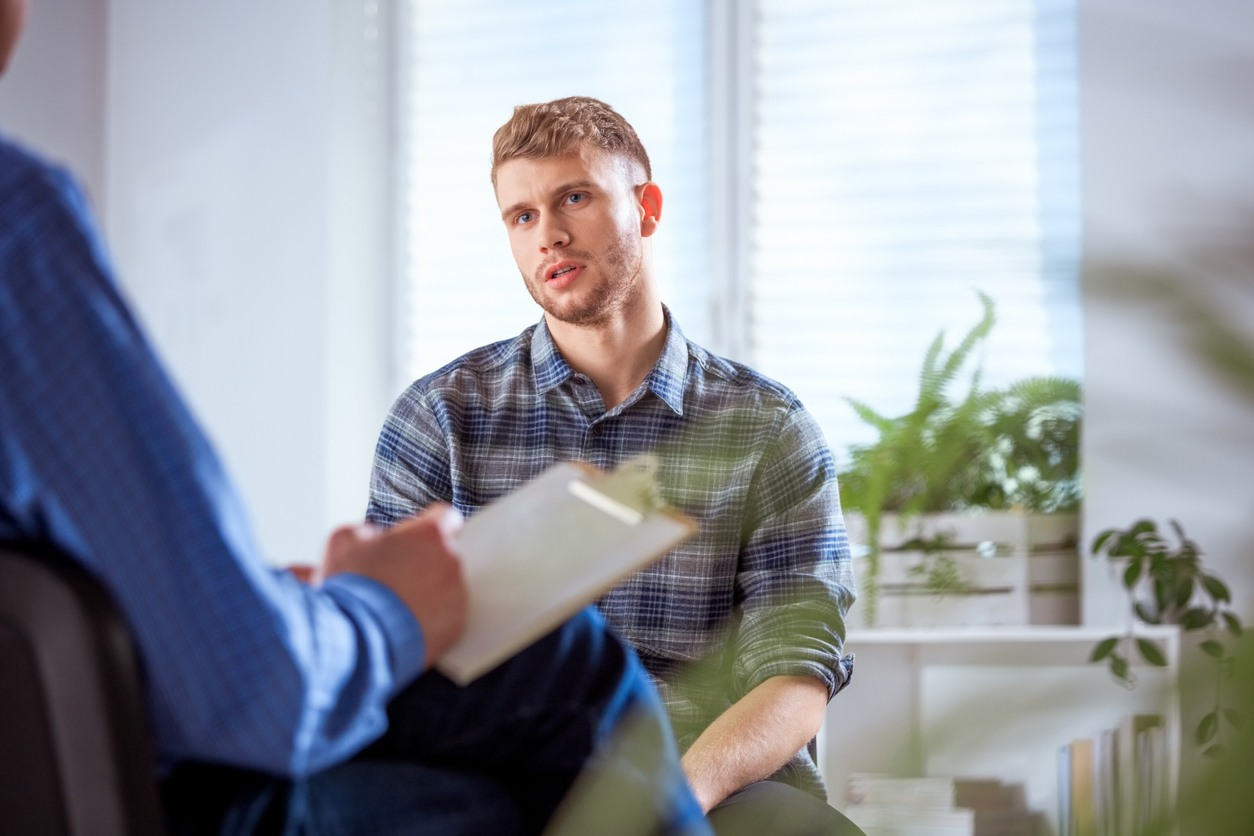 therapy for veteran with PTSD